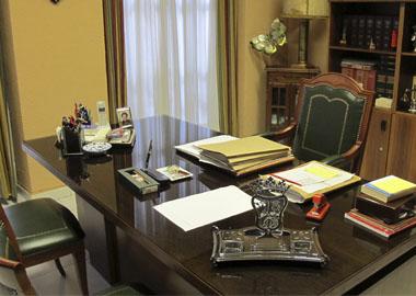 Despacho de la Letrada