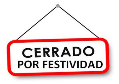DIAS LOCALES FESTIVOS 2020